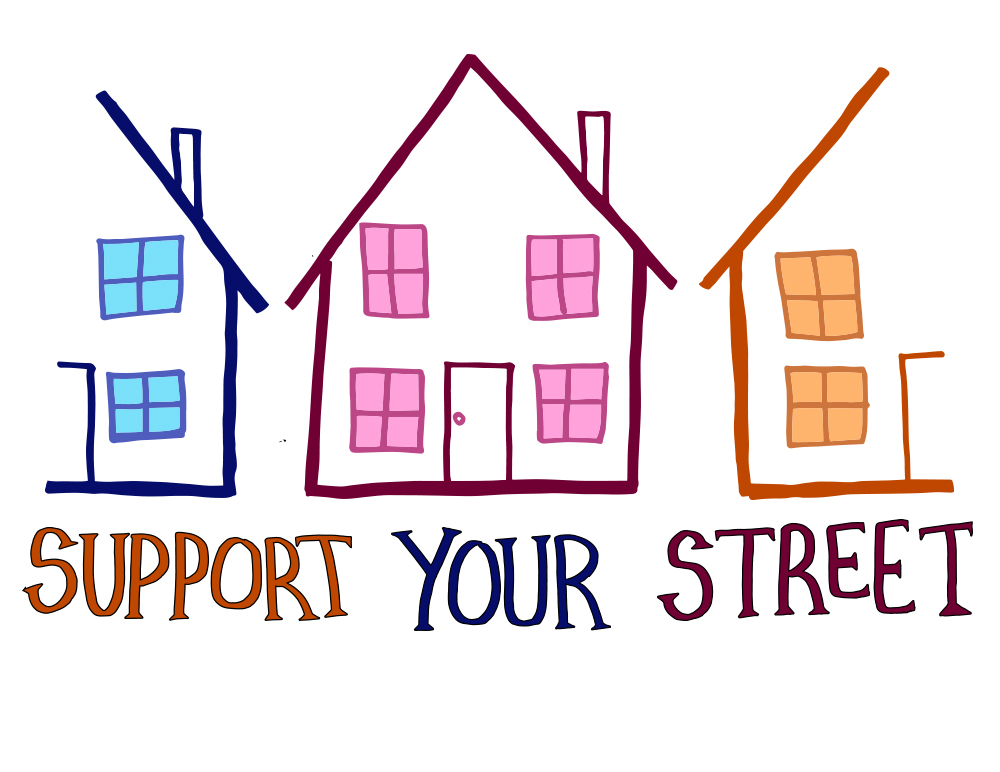 Support Your Street Logo