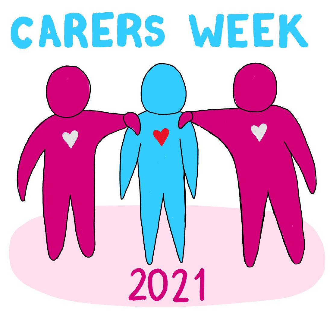 Carers Week 2021: Leah's story